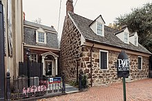 Haunted Poe museum in Richmond